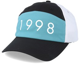 1998 Sports Black Snapback - Diamond