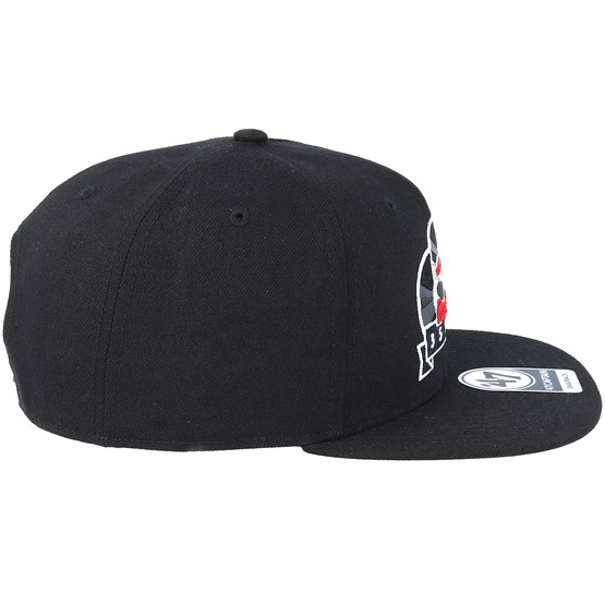 Red Bull 3Style Exclusive Black Snapback - 47 Brand caps  5998d9558471