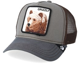 Grizz Olive Trucker - Goorin Bros.