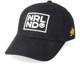 Nrlnd Black Snapback - Sqrtn