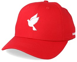 Sportcap New Red Adjustable - Galagowear