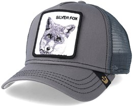Silver Fox Grey Trucker - Goorin Bros.