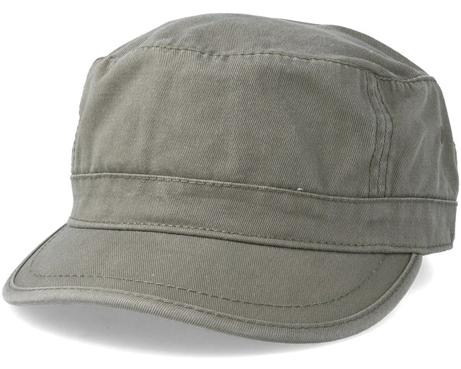 24876a23dc4a7 Olive Army - Atlantis cap - Hatstore.co.in
