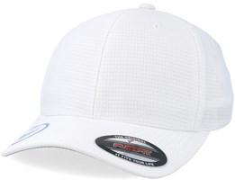 Cool & Dry White Flexfit - Flexfit