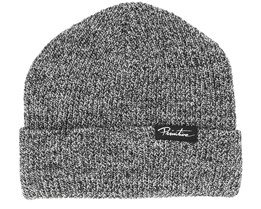Jaanie Folder Heather Grey Beanie - Primitive Apparel