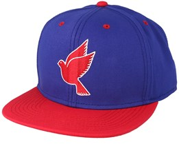Purple/Red Snapback - Galagowear