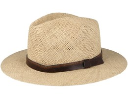 Natural Straw Hat - Headzone