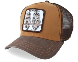Hooters Brown Trucker - Goorin Bros.