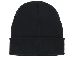 Kids Junior Original Black Cuff - Beanie Basic