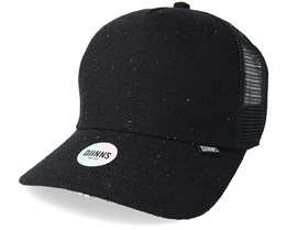 Spotted Edge Black Trucker - Djinns