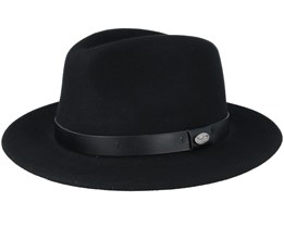 City Sport Black Fedora - Headzone