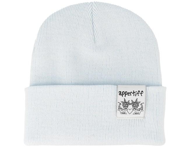 Hightop Pastel Blue One Beanie - Appertiff beanies - Hatstoreworld.com c468e215ec8