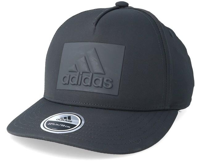 fadc5e3fc6a Logo Cap Dark Grey Adjustable - Adidas cap - Hatstore.co.in