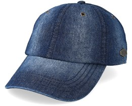 Baseball Cotton Enzyme Denim Adjustable - MJM Hats