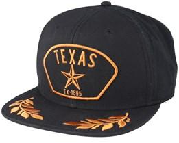 Texas Stars Black Snapback - Goorin Bros.