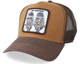 Hooters Brown Trucker - Goorin Bros.