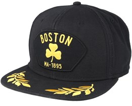 Boston Love Black Snapback - Goorin Bros.