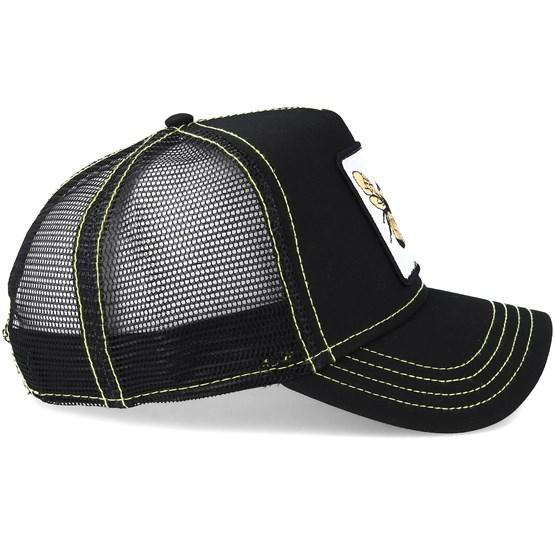 4d874d730dec45 Queen Bee Baseball Black Trucker - Goorin Bros. caps - Hatstoreworld.com