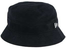 Micro Cord Black Bucket - New Era