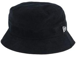 Micro Cord Black Bucket - New Era