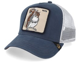 Nutty Blue/White Trucker - Goorin Bros.