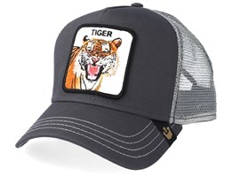 Eye of the Tiger Grey Trucker - Goorin Bros.