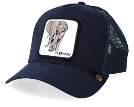Elephant Navy Trucker - Goorin Bros.