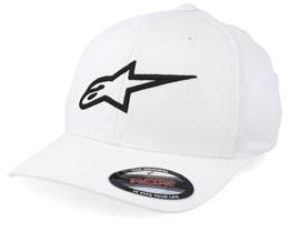 Ageless Curve White/White Flexfit - Alpinestars