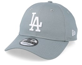 Los Angeles Dodgers League Essential 9Forty Light Grey/White Adjustable - New Era