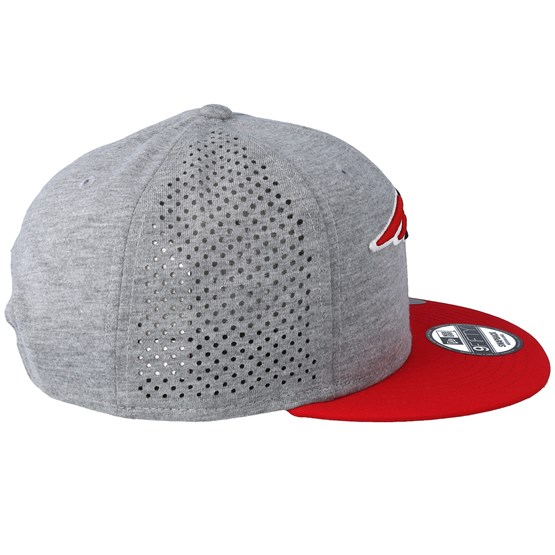 huge discount 709a7 3573a New England Patriots Shadow Tech 9Fifty Grey Red Snapback - New Era caps    Hatstore.co.uk