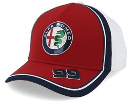 Alfa Romeo GIOVINAZZI Red/White Adjustable - Formula One
