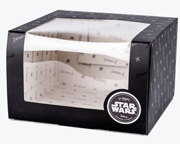 Star Wars Gift Box Black - Capslab