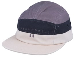 Crosby Camper Multi/Off White 5-Panel - The Hundreds