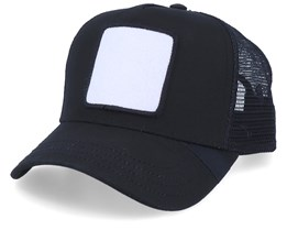 Blank Patch Black Trucker - Equip