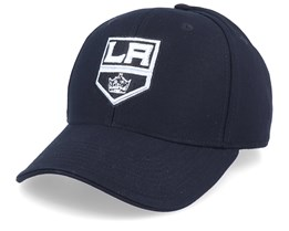 Los Angeles Kings Value Core Structured Black Adjustable - Fanatics