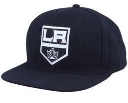 Los Angeles Kings Value Core Black Snapback - Fanatics