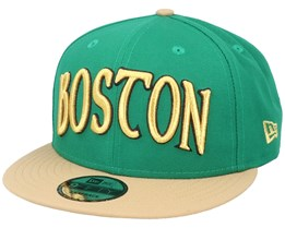 Boston Celtics 9Fifty Green/Gold Snapback - New Era