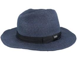 Aveloz Hat Navy Fedora - Barts