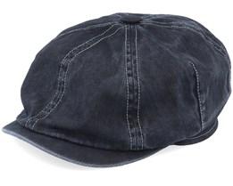 Tassilo Outdoor Black Flat Cap - Mayser