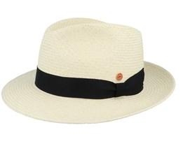 Torino Panama Natural Straw Hat - Mayser