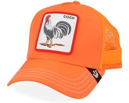 Hot Tamale Orange Trucker - Goorin Bros.