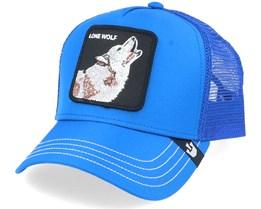 Wolf Blue Trucker - Goorin Bros.