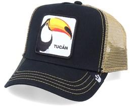 Tucan Black Trucker - Goorin Bros.