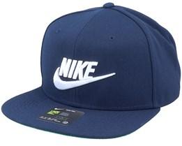 Pro Sportswear Cap Obsidian Blue/White Snapback - Nike