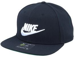 Pro Sportswear Cap Black/White Snapback - Nike