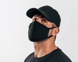 10-Pack Black Face Mask - Headzone