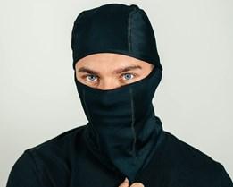 Cgi Balacalava Black/Black Face Mask - Under Armour