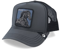 Ride That Stallion Reflective/Black Trucker - Goorin Bros.
