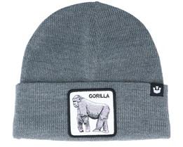 Dark To Light Gorilla Reflective Grey Cuff - Goorin Bros.