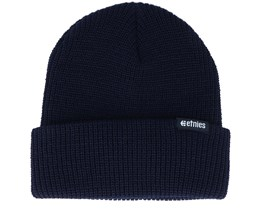 Warehouse Beanie Navy Cuff - Etnies